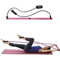 Delta Portable Pilates Studio Jimnastik Çubuğu - DPPS 14