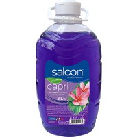 Saloon Sıvı Sabun 2L Kg.Capri Bahçeleri