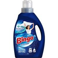 Bingo Ultra Beyaz Sıvı Çamaşır Deterjanı 2145 Ml
