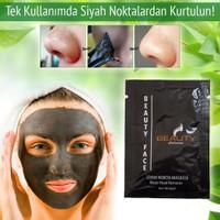 Beauty Face Siyah Nokta Maskesi 5 Gr Tek Kullanımlık