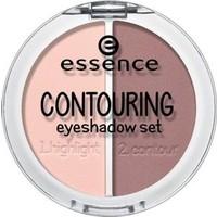 Essence Contourıng Eyeshadow Göz Farı Seti No:1