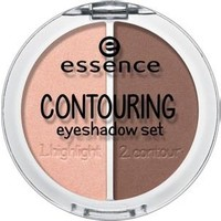 Essence Contourıng Eyeshadow Göz Farı Seti No:2