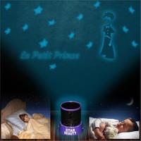 Küçük Prens Projeksiyon Gece Lambası Star Master
