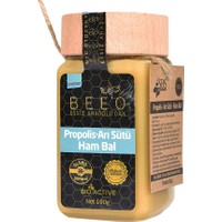 Bee'o Anadolu Propolisi+Arı Sütü+Ham Bal 190 Gr