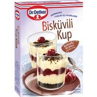 Dr.Oetker Kakaolu Bisküvili Kup 156 gr