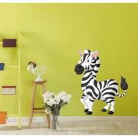 ArtRedGallery Zebra Duvar Sticker