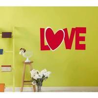 ArtRedGallery Aşk Duvar Sticker