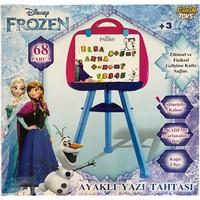Oyuncaktoys Frozen Ayaklı Yazı Tahtası 68 Parça
