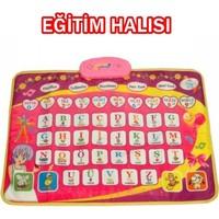 Birlik Eğitici Oyun Halısı Sesli Türkçe 48 x 60 cm