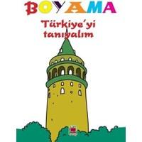 Boyama Türkiyeyi Tanıyalım