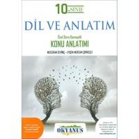 10.Sınıf Dil ve Anlatım Özel Ders Konseptli Konu Anlatımı Okyanus Yayınları