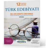 12. Sınıf Türk Edebiyatı Özel Ders Konseptli Soru Bankası