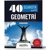 40 Seansta Kolay Geometri Soru Bankası Okyanus Yayınları