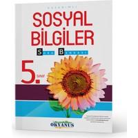 5. Sınıf Kazanımlı Sosyal Bilgiler Soru Bankası Okyanus Yayınları