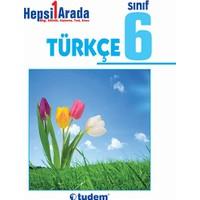 6. Sınıf Türkçe Konu Anlatımlı Tudem Yayınları