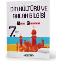 7. Sınıf Din Kültürü ve Ahlak Bilgisi Kazanımlı Soru Bankası