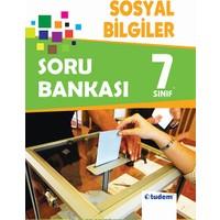 7. Sınıf Sosyal Bilgiler Soru Bankası Tudem Yayınları