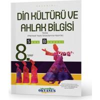 8. Sınıf Din Kültürü ve Ahlak Bilgisi Kazanımlı Soru Bankası