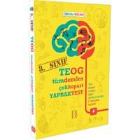 8. Sınıf TEOG Tüm Dersler Çek Kopart Yaprak Test Benim Hocam