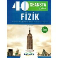 Okyanus Yayınları 10. Sınıf 40 Seansta Kolay Fizik