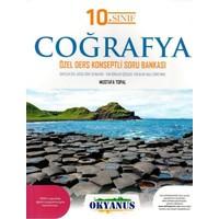 Okyanus Yayınları 10. Sınıf Coğrafya Özel Ders Konseptli Soru Bankası