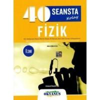 Okyanus Yayınları 11. Sınıf 40 Seansta Kolay Fizik