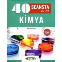 Okyanus Yayınları 11. Sınıf 40 Seansta Kolay Kimya Soru Bankası