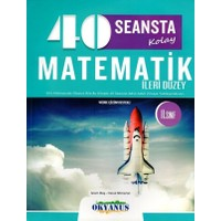 Okyanus Yayınları 11. Sınıf 40 Seansta Matematik İleri Düzey