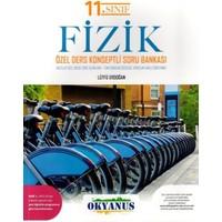 Okyanus Yayınları 11. Sınıf Fizik Özel Ders Konseptli Soru Bankası