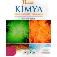 Okyanus Yayınları 11. Sınıf Kimya Özel Ders Konseptli Soru Bankası