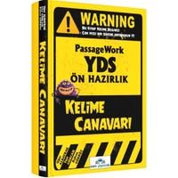 PassageWork YDS Ön Hazırlık Kelime Canavarı İrem Yayınları