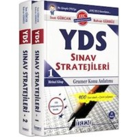 YDS Sınav Stratejileri Konu Anlatımlı İrem Yayınları - Suat Gürcan