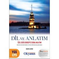 YGS LYS Dil ve Anlatım Özel Ders Konseptli Konu Anlatımı Okyanus Yayınları