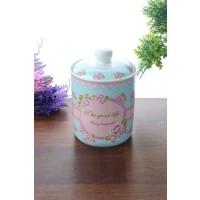 Loveq Porselen Saklama Kabı Thm-Kb2391-003-Mp