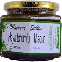 Bio Store Macun-İ Sultan - Hayıt Tohumlu Macun 415 G