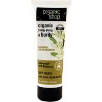 Organic Shop El Manikür Kremi Endonezya, 75Ml