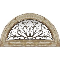 Wenge Home Masif Mango Wood Ayna 80.5x3x45 Cm