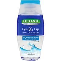 Bebak Göz Ve Dudak Makyajı Temizleme Solüsyonu 150 Ml