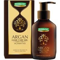 Bebak Argan Saç Bakım Yağı 100Ml