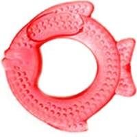 Wee Baby Sulu Diş Halkası Balık-Kırmızı