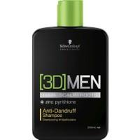 3D Men Anti Dandruff Shampoo Kepek Şampuanı 250 Ml