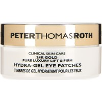 PETER THOMAS ROTH 24 K Gold Pure Luxury Lift & Firm Hydra Gel Eye Patches, 30 patch ve spatula