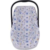 Sevi Bebe Ana Kucağı Kılıfı Mavi