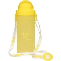 Wee Baby Pipetli Bardak Sarı