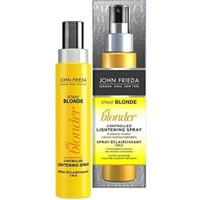 John Frieda Sheer Blonde Controlled Lightening Spray Renk Açıcı Sprey 100
