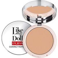 Pupa Milano Like A Doll Compact Powder - Pudra Golden Honey Spf15 10 Gr