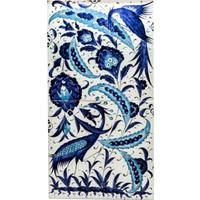 Quartz Ceramics El Yapımı Seramik 20 cm x 40 cm Karo