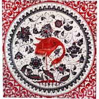 Quartz Ceramics El Yapımı Seramik 40 cm x 40 cm Karo