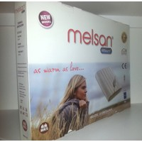 Melsan Smart Yıkanabilir Çift Kişilik Elektrikli Battaniye MS201-02