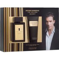 Antonio Banderas Golden Secret 100 Ml Erkek Parfüm + 100 Ml Tıraş Sonrası Losyon
